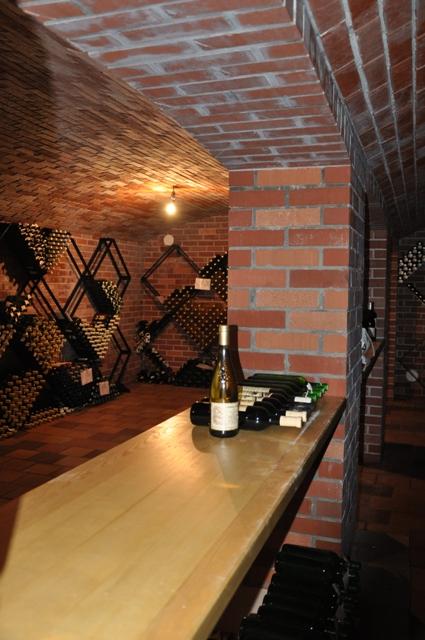 Kvalitní uskladnění vín