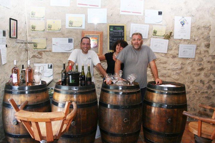 Domaine de Castelnau   Syrah 100% 2014